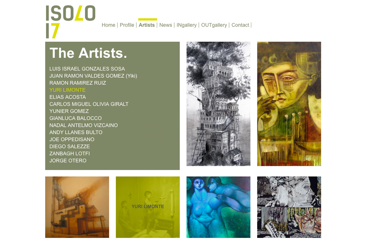 Isolo17 Gallery