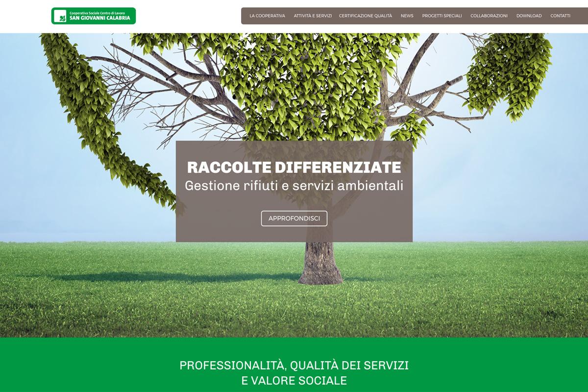 Cooperativa Sociale Centro di Lavoro San Giovanni Calabria