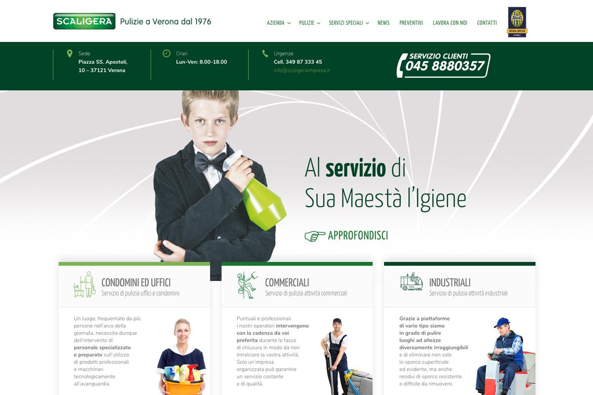 Impresa di pulizie Verona - Scaligera Impresa di pulizia
